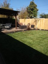 Mission Bay Park home for lease, 2 BR+ Den, 1 Bath, wood fenced backyard in Camp Pendleton, California