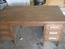 DESK SOLID WOOD in Yucca Valley, California