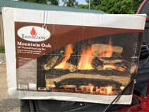 """Emberglow 18"""" and 24"""" vented Gas Log set in Fort Leonard Wood, Missouri"""