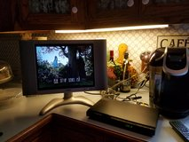 Aquas TV by Sharp and Sony DVD Player in Orland Park, Illinois
