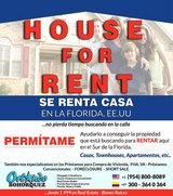 HOUSE FOR RENT en FLORIDA, USA in Melbourne, Florida