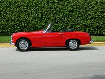 1969 - Austin Healy Sprite - RED - NON running Picture shown is NOT actual car in Tinley Park, Illinois