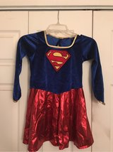Halloween Costume-Supergirl in Chicago, Illinois