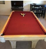 Pool Table inc All Accessories in Fairfield, California