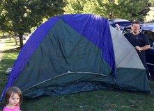 4 Person Coleman tent in Westmont, Illinois