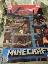 Minecraft Posters in Byron, Georgia