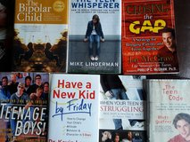 Lot of Books on Teens in Spring, Texas