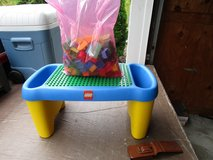LEGO DUPLO BLOCK LAPTOP TABLE in Bolingbrook, Illinois