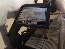 """10"""" Direct Drive Craftsman Band Saw in Tinley Park, Illinois"""