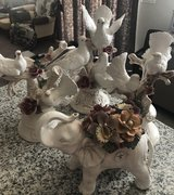 4 pieces of porcelain display (Made in Italy) in Las Vegas, Nevada