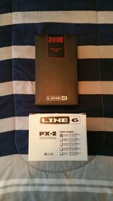 New Line 6 Uber Metal High-Gain Distortion Effects Pedal and Power Supply! Please Read Description! in El Paso, Texas