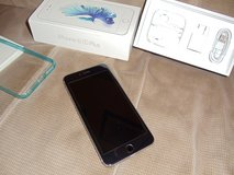 Iphone 6 Plus 128gb + Mobile power supply (Space Gray) AT&T in Manhattan, Kansas