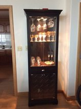 Thomasville Wine and glass cabinet in Osan AB, South Korea