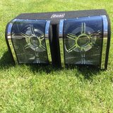 "Dual 12"" subs in Plainfield, Illinois"