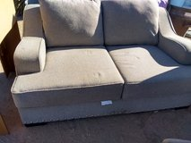 Nice grey couch in Yucca Valley, California