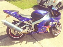 2001 yamaha YZF-R1 in Fort Polk, Louisiana