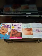 Baby development books(4) in Travis AFB, California