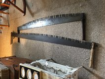 Cross bow saws very old perfect condition in Conroe, Texas
