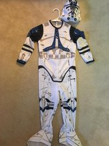 Star Wars storm trooper costume in Chicago, Illinois
