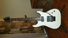 Like New Schecter Electric Guitar! Please Read Description! Need To Sell ASAP! in El Paso, Texas
