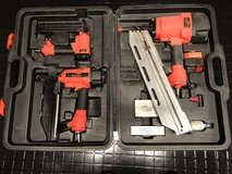 Nail gun set - Moving sale must sell in Kingwood, Texas