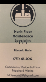 Residential and commercial floor maintenance in Chicago, Illinois