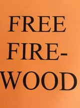 FREE  FIRE  WOOD in Fort Leonard Wood, Missouri
