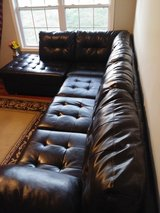 1200$ 7 month old Ashley design Durablend sectional in Fort Campbell, Kentucky