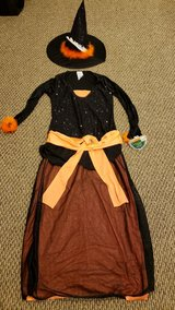 Brand NEW Adult Witch Costume Size S in Aurora, Illinois