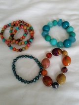 4 bracelets - Nbr 20 in Lakenheath, UK