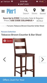 Pier One Imports Bar Stools in Tampa, Florida