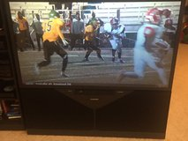 Mitsubishi 55inch big screen tv in St. Charles, Illinois