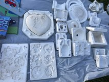 Ceramic moulds in Kingwood, Texas
