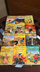 illustrated classic editions book lot in Orland Park, Illinois