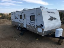 2011 Springdale 28' travel trailer in Yucca Valley, California