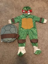Ninja Turtle Halloween Costume 2T in Yorkville, Illinois