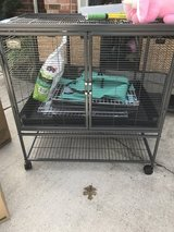 Rolling cage in Kingwood, Texas
