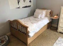 Twin Trundle Bed Frame in Elgin, Illinois