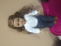 American Girl Doll of the Year 2007- Nikki in Plainfield, Illinois