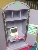 American Girl Doll Armoire in Plainfield, Illinois