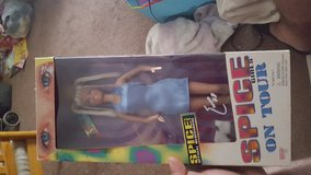 spice girls on tour 1998 baby spice in Lawton, Oklahoma