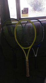 tennis rackets in Yucca Valley, California