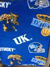 Kentucky Wildcats Flannel Material in Fort Knox, Kentucky