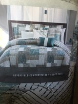 Queen size bed spread in Baytown, Texas