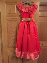 Elena of Avalor Dress Size 7/8 in Glendale Heights, Illinois