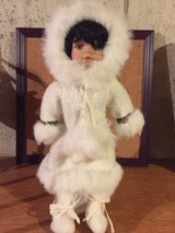 porcelain doll winter outfit in Bolingbrook, Illinois