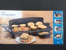 Electric Toastmaster Grill in Tinley Park, Illinois