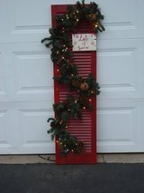 CHRISTMAS SHUTTER in Bartlett, Illinois