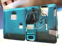 Makita Fast Charger/Battery Charger 115 V. Model DC9100 + Case in Lockport, Illinois