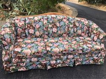 couch and matching loveseat in Vacaville, California